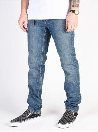 Modré pánské straight fit džíny Element E02