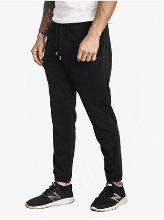 RVCA SWIFT SWEAT black tepláky pánské - černá