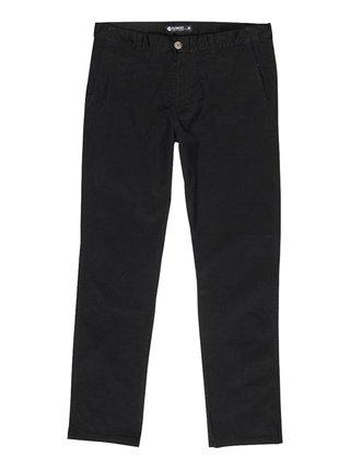 Element HOWLAND CLASSIC FLINT BLACK plátěné kalhoty pánské - černá