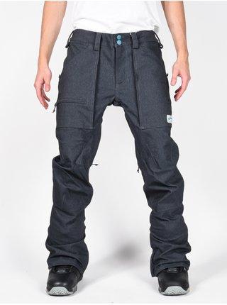 Burton SOUTHSIDE SLIM DENIM pánské zimní kalhoty - modrá
