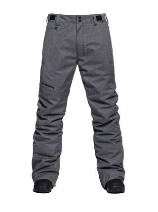 Horsefeathers SPIRE ASH pánské zimní kalhoty - šedá