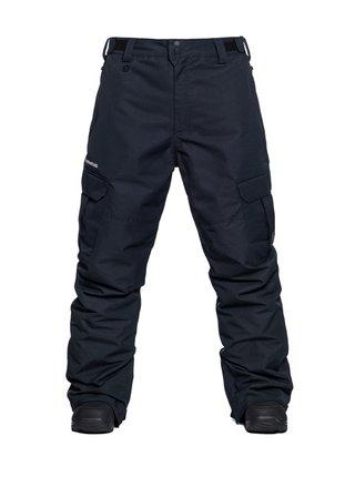 Horsefeathers HOWEL black pánské zimní kalhoty - černá