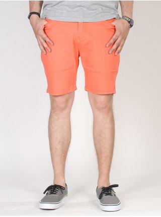 Rip Curl COLOUR HOT CORAL pánské riflové kraťasy - oranžová