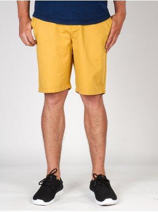 Quiksilver EVERYDAY CHINO YLD0 plátěné kraťasy pánské - žlutá