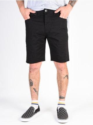Billabong OUTSIDER black plátěné kraťasy pánské - černá