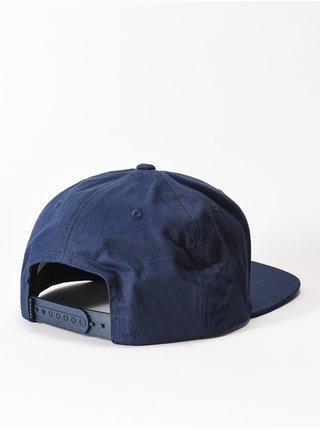 Rip Curl TEPAN SB navy/white kšiltovka s rovným kšiltem - modrá