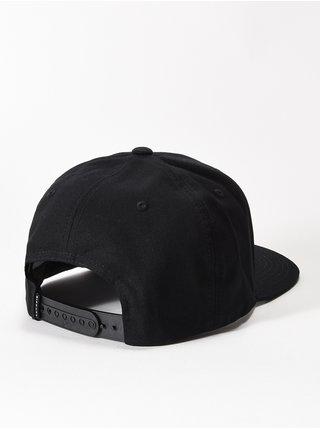 Rip Curl TEPAN SB BLACK/GREY kšiltovka s rovným kšiltem - černá