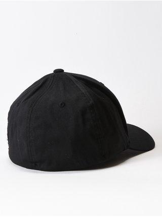 Volcom Full Stone Xfit  black baseballová kšiltovka - černá