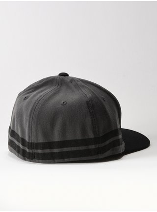 Line Elite black baseballová kšiltovka - černá