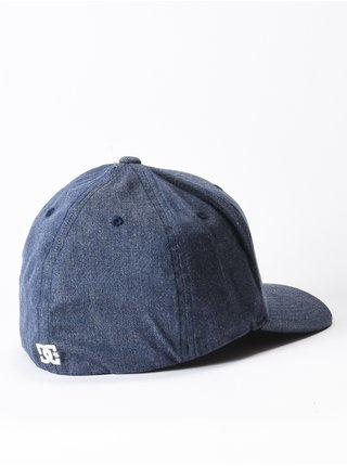 Dc CAPSTAR TX dark indigo baseballová kšiltovka - modrá