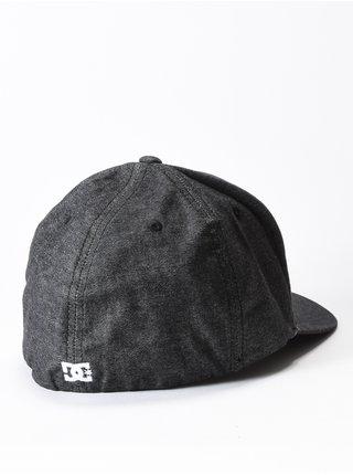 Dc CAPSTAR TX black baseballová kšiltovka - černá