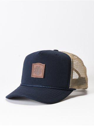 Element WOLFEBORO ECLIPSE NAVY baseballová kšiltovka - modrá