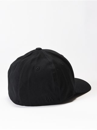 RVCA MINI MOTORS FF black baseballová kšiltovka - černá