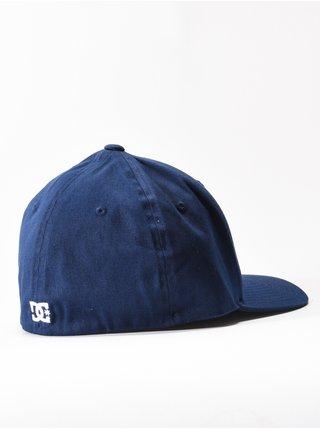 Dc Cap Star 2 BLACK IRIS baseballová kšiltovka - modrá