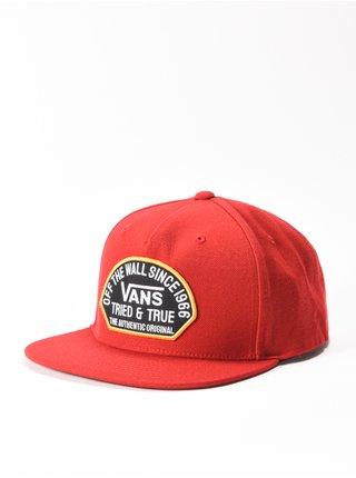 Vans AUTHENTIC OG CHILI PEPPER baseballová kšiltovka - červená
