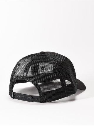 Element ICON MESH all black baseballová kšiltovka - černá