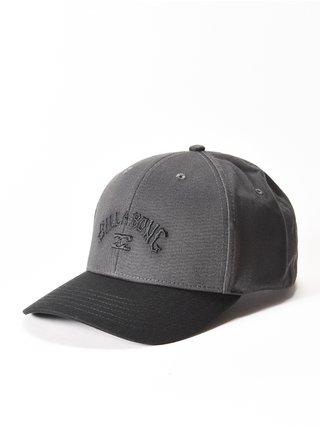 Billabong ARCH CHAR baseballová kšiltovka - černá