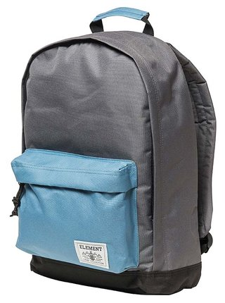 Element BEYOND STO GRE PRO BLU batoh do školy - šedá