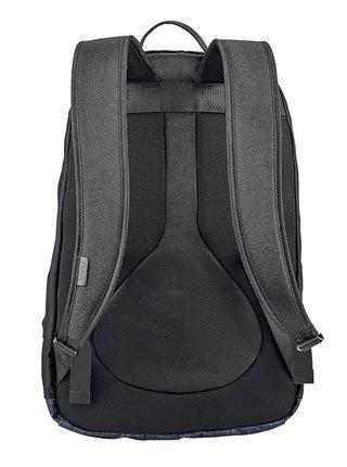 Nixon RIDGE SE BLACKBLACKWASH batoh do školy - černá