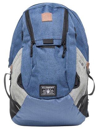 Element THE DAILY ECLIPSE HEATHER batoh do školy - modrá