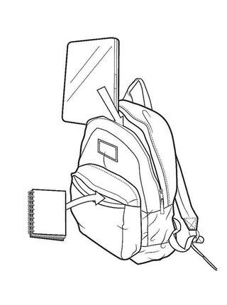 Burton KETTLE TRUE PENNY RIPSTOP batoh do školy - hnědá