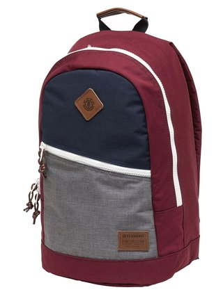 Element CAMDEN NAPA GREY batoh do školy - šedá