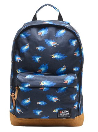 Element HOFFMAN BEYOND NEON BLUE batoh do školy - modrá