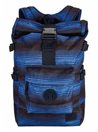Nixon SWAMIS BLUEMULTI batoh do školy - modrá