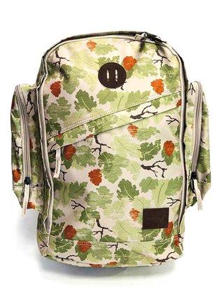 Nixon TAMARACK KHAKICAMO batoh do školy - zelená