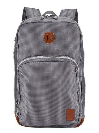 Nixon RANGE GRAY batoh do školy - šedá