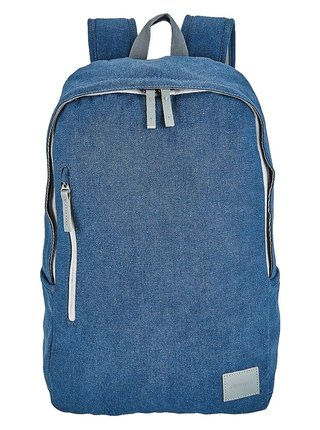 Nixon SMITH SE NAVYGRAY batoh do školy - modrá