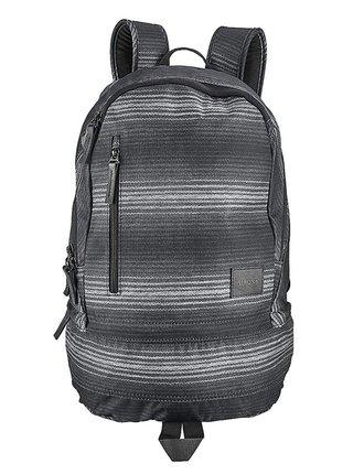 Nixon RIDGE SE BLACKGRAY batoh do školy - šedá