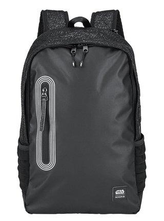 Nixon SMITH SW KYLOBLACK batoh do školy - černá