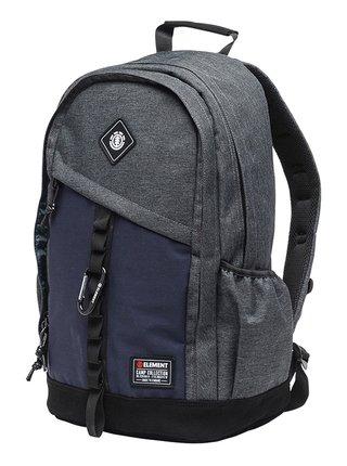 Element CYPRESS CHARCOAL HEATHE batoh do školy - šedá