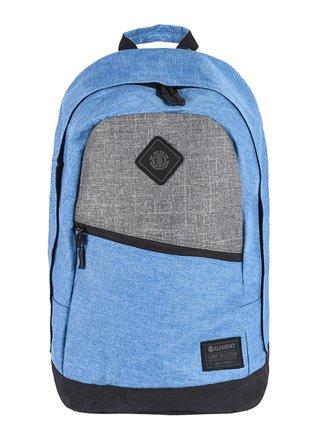 Element CAMDEN BLUE GRID HTR batoh do školy - modrá