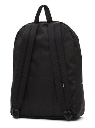Vans OLD SKOOL III black/white batoh do školy - černá