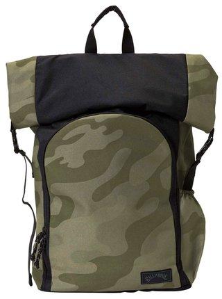 Billabong VENTURE CAMO batoh do školy - zelená