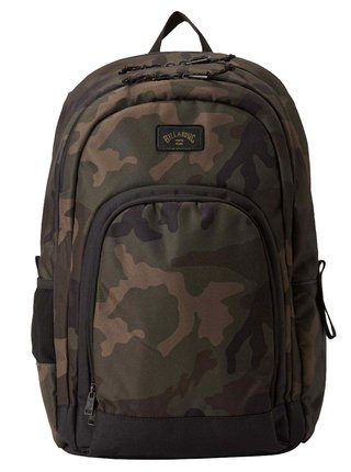 Billabong COMMAND CAMO batoh do školy - zelená