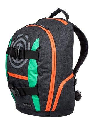 Element MOHAVE BLACK HEATHER batoh do školy - černá
