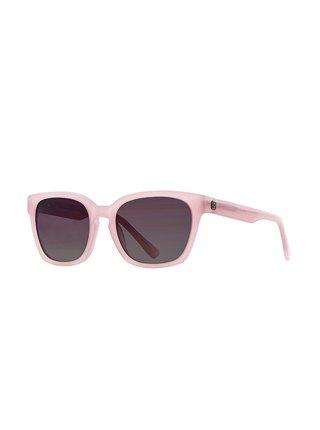 Horsefeathers CHESTER matt rose/gray fade out sluneční brýle pilotky