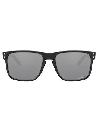 Oakley Holbrook XL Pol Black w/ PRIZM Black sluneční brýle pilotky - černá
