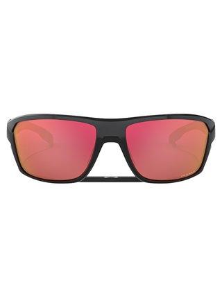 Oakley Split Shot Pol Blk w/ PRIZM Snw Trch sluneční brýle pilotky - černá