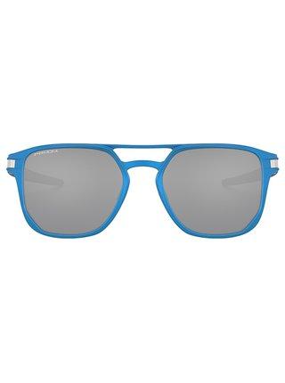 Oakley Latch Alpha MttSpphBlue w/ PRIZM Black sluneční brýle pilotky - modrá