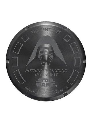 Nixon SENTRY SS KYLOBLACK analogové sportovní hodinky - černá