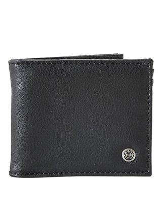 Element BOWO FLINT BLACK pánská značková peněženka - černá