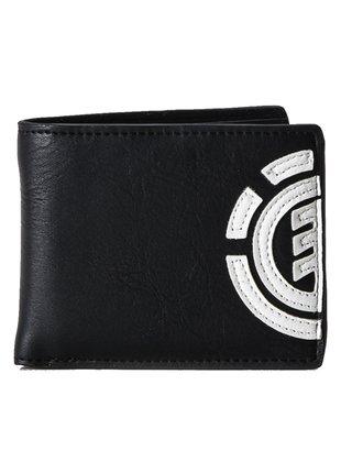 Element DAILY FLINT BLACK pánská značková peněženka - černá