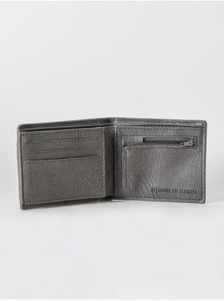 Element DAILY STONE GREY pánská značková peněženka - šedá