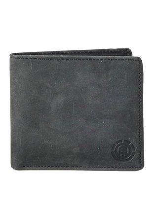 Element AVENUE black pánská značková peněženka - černá