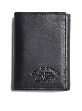 Rip Curl VERTICAL RFID ALL DA black pánská značková peněženka - černá
