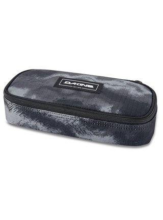 Dakine SCHOOL CASE DARK ASHCROFT CAMO penál do školy - šedá